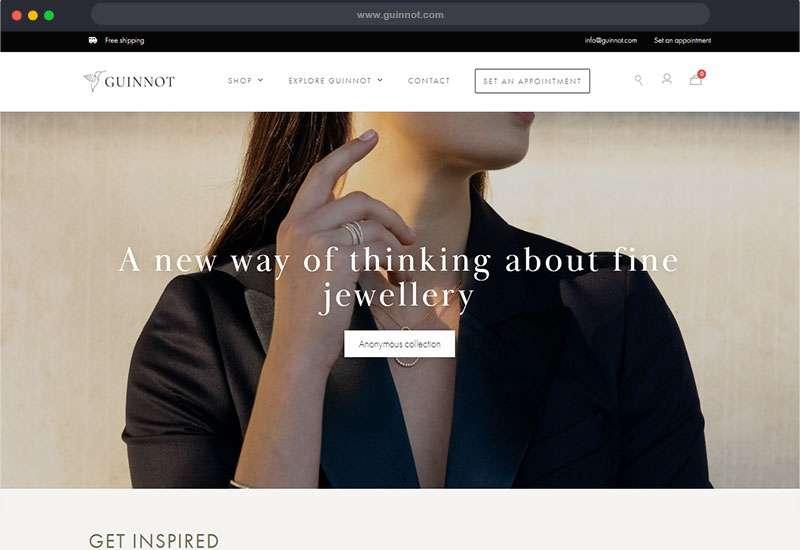 website voor guinnot